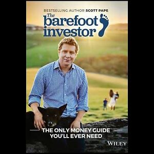 The Barefoot Investor - like new condition Greenwith Tea Tree Gully Area Preview