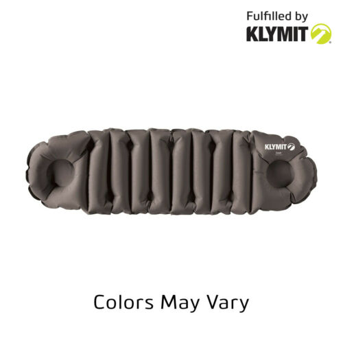 KLYMIT Cush Inflatable Lightweight Camping Seat or Pillow - Factory Second