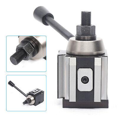 New 1pcs Axa Piston Type Quick Change Tool Post 250-100 For 6 - 12 Lathe
