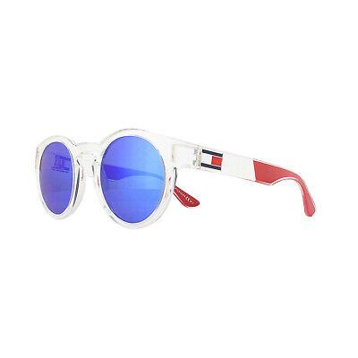 Tommy Hilfiger Gafas de Sol Th 1555/S QM4 Z0 Azul Cristal Azul...