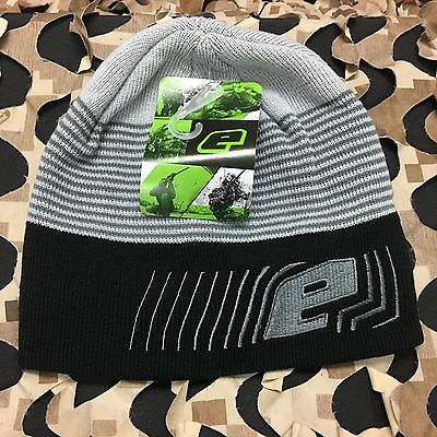 5197c6fa987 NEW Planet Eclipse 2016 Tuning Paintball Beanie - Black Grey