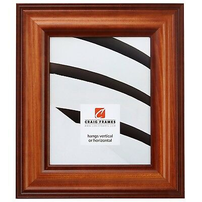 Brown Wood Frame (Craig Frames Americana, Walnut Brown Wood Picture)