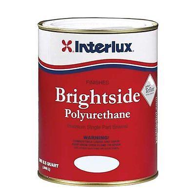Interlux Brightside High Gloss Polyurethane Marine Paint- SEA GREEN ()