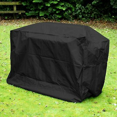 Black BBQ Cover Barbecue Grill Gas Covers Outdoor Indoor Protection 170x71x119cm