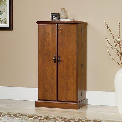 Sauder Office Furniture Multimedia Storage Cabinet - Mill...