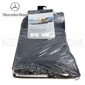 Mercedes W211 Floor Mats Ebay