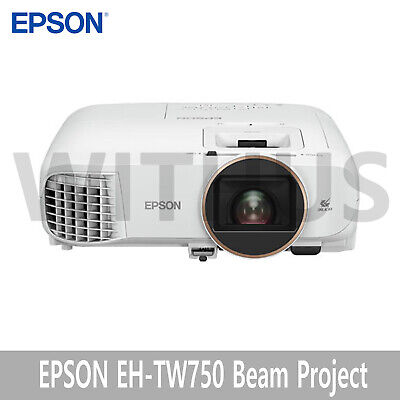 EPSON Smart Home Theater EH-TW750 Full HD 3400lm Beam Projector(new of tw-5650)