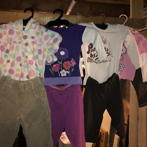 Girls 18-24 months / 2T winter clothing lot