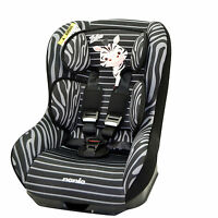 Nania Driver Group 0+ - 1 Recliner Baby Car Seat Zebra - nania - ebay.co.uk