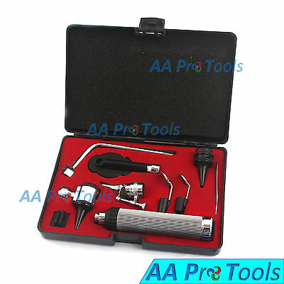 Aa Pro Professional Ent Nasal Ophthalmoscope Otoscope Diagnostic Surgical Set
