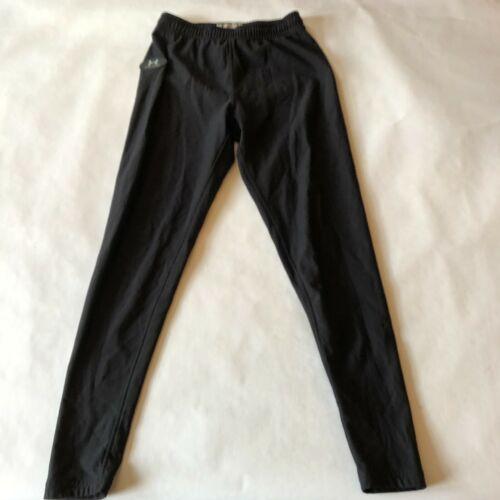 Under Armour Black Compression pants Boys Medium