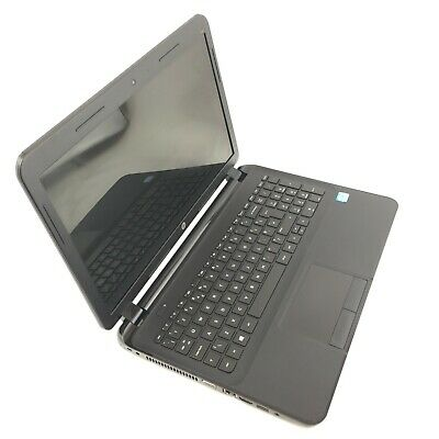Windows 7 or 10 / 32 or 64 Bit HP 250 G3 Laptop PC Computer Intel i3 4GB 500GB