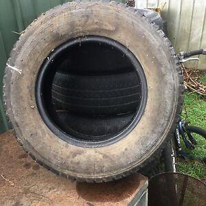 Light truck tyre Heywood Glenelg Area Preview
