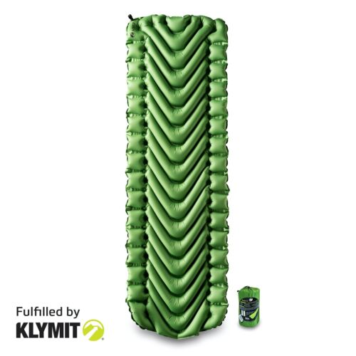 Klymit Static V Sleeping Pad Lightweight Camping - Certified Refurbished