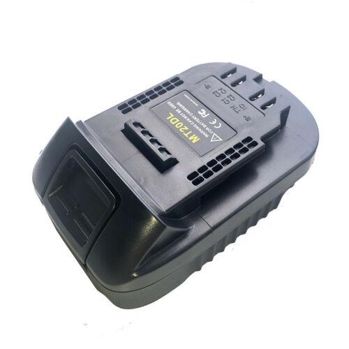 Adapter For MAKITA 18V Battery Convert To DEWALT 20V MAX COR