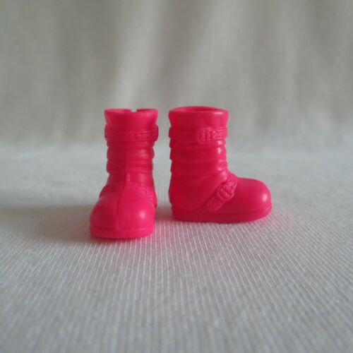 NEW Barbie Little Sister Chelsea Horse Riding Doll Pink Boots ~ Shoes