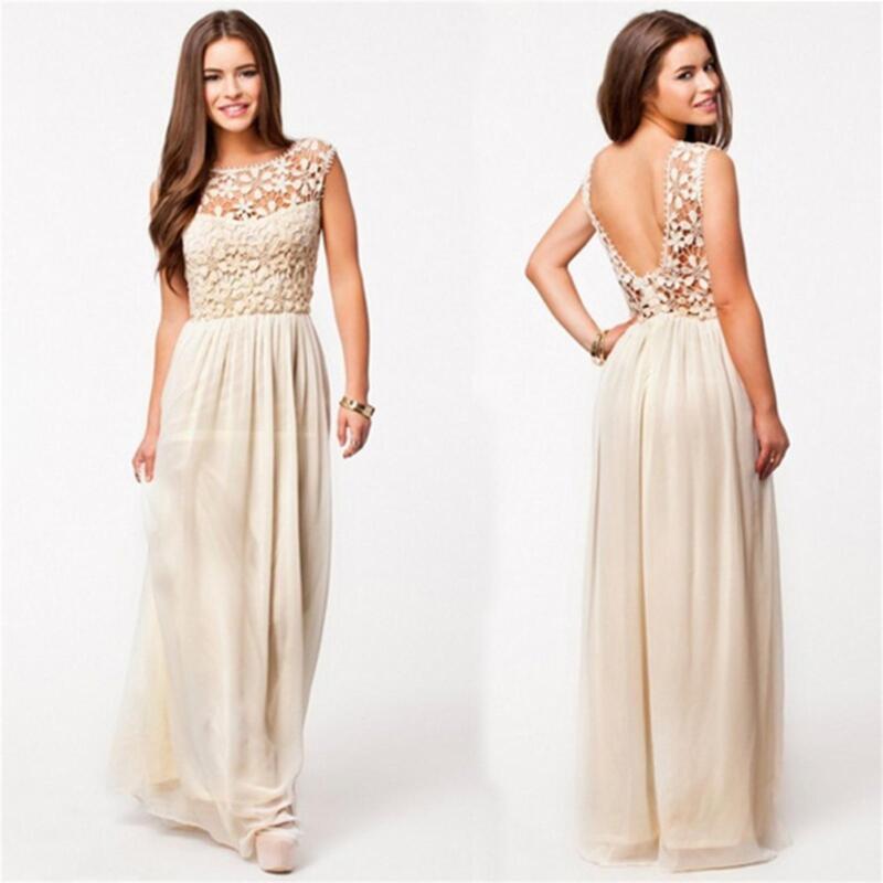 Maxi Dresses Ebay