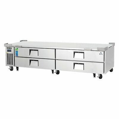 Everest Ecb96d4 Refrigerated Base Equipment Stand
