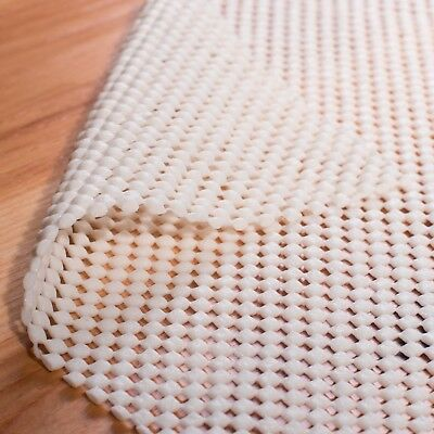 Natural Rug Pads (Premium Natural Non-Slip Area Rug Gripper Pad Made of Eco-Friendly Soy)