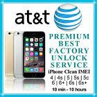 AT&T Premium iPhone Unlock