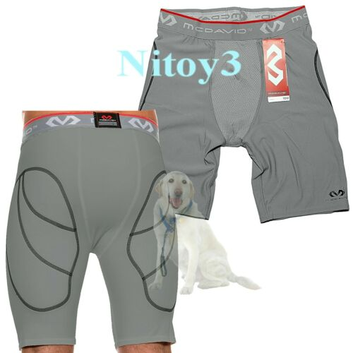 McDavid Padded Compression Sliding Shorts-Baseball Men XL: 38-42