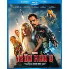 Iron Man 3 Widescreen Blu-ray Discs