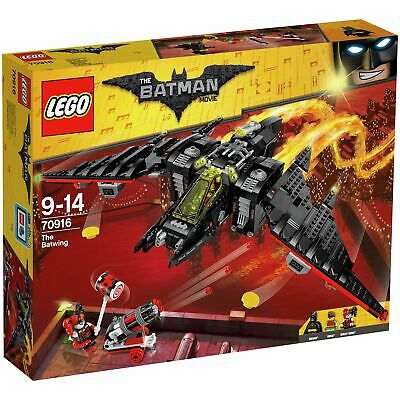 LEGO The Batman Movie Batwing Vehicle Playset 9+ Years - 70916