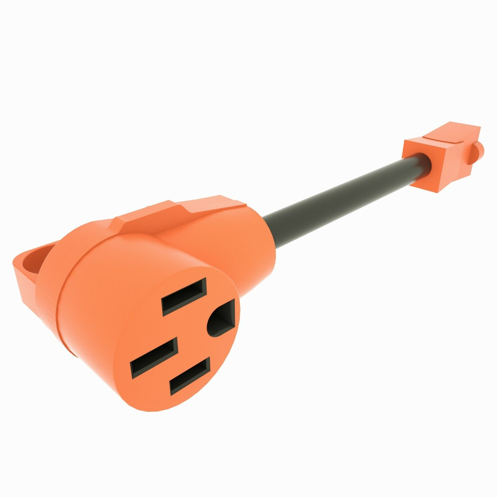 15Amp Male to 50 Amp Female with Handle Dogbone RV/Electrical Adapter eBay Motors