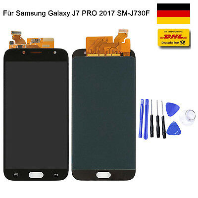 Für Samsung Galaxy J7 PRO 2017 SM-J730F LCD Display Touch Screen Schwarz 7 China