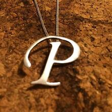 P PENDANT STERLING SILVER Seville Grove Armadale Area Preview