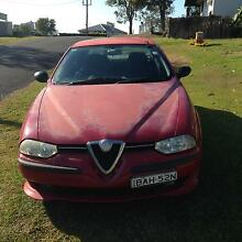 2000 Alfa Romeo 156 Sedan Arcadia Vale Lake Macquarie Area Preview
