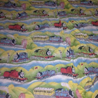 Thomas the tank engine curtains  Springfield Ipswich City Preview
