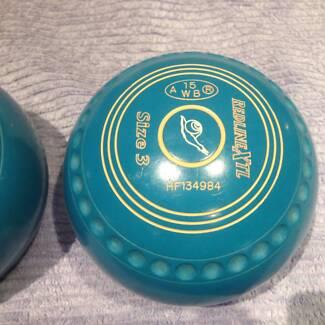 TAYLOR Redline XTL lawn bowls S3 - WB 15