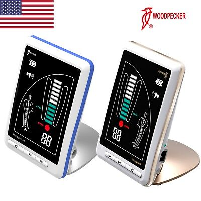 Usa Woodpecker Dental Apex Locator Electronic Lcd Endodontic Woodpex Iii Golden