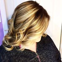 SALON SERVICES IN THE COMFORT OF YOUR OWN HOME!!!