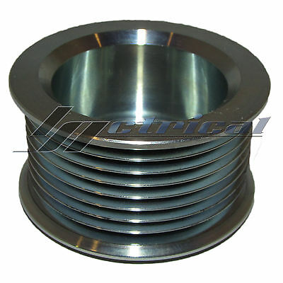 ALTERNATOR PULLEY 8 GROOVE FOR DENSO DODGE RAM 2500 3500 TRUCK PICKUP DIESEL 5.9