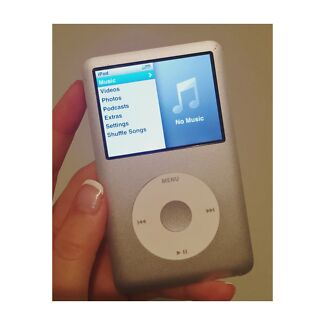 Apple iPod Classic (160GB) for sale