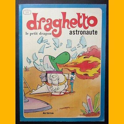 DRAGHETTO LE PETIT DRAGON Astronaute 1979