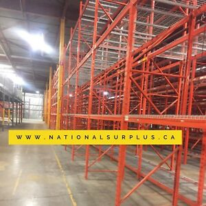 Pallet Racking , Uprights & Beams