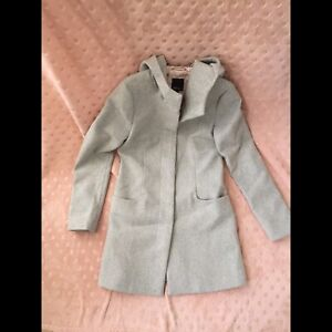 Reitman's Hooded Wool Coat