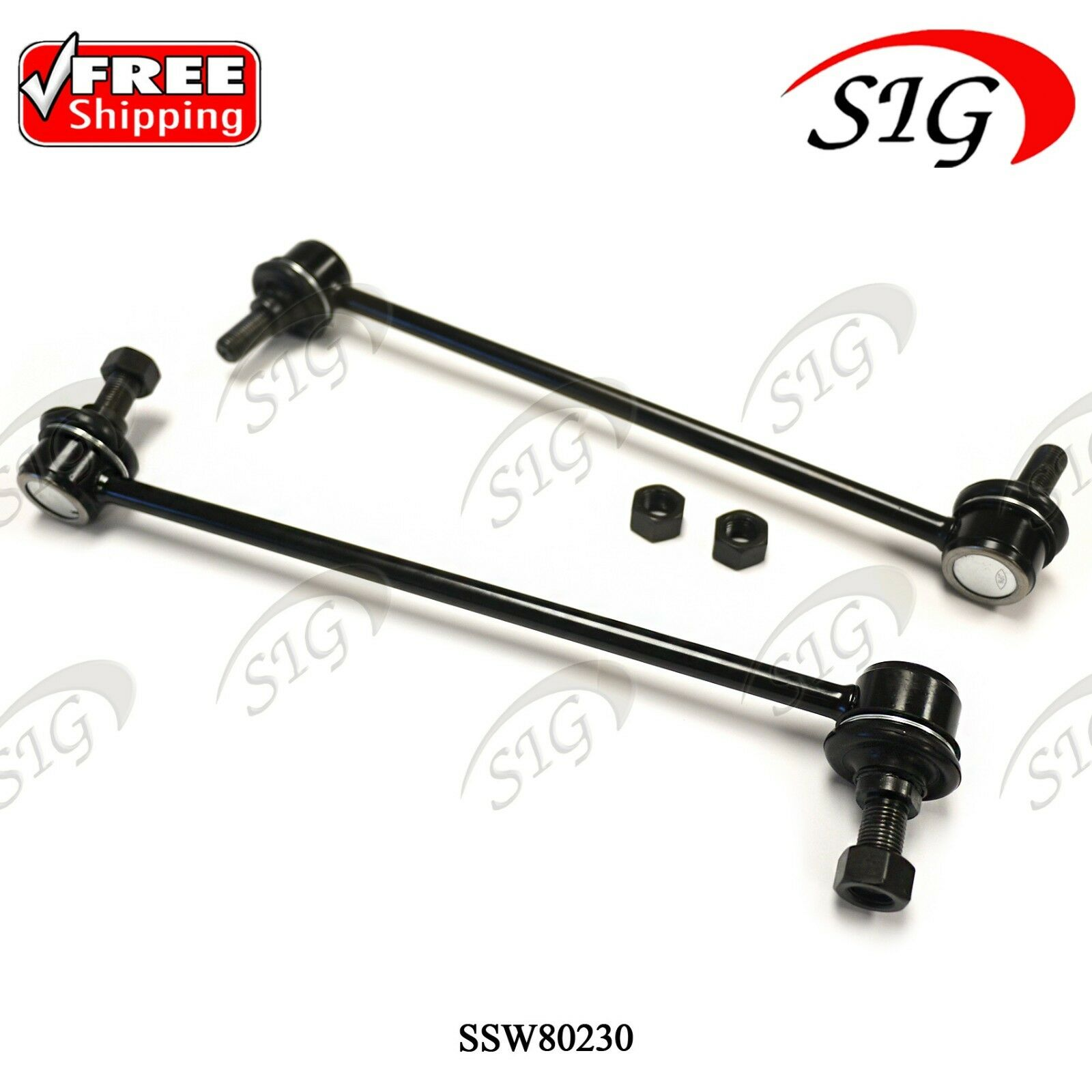 2X FRONT STABILIZER SWAY BAR LINK FOR TOYOTA COROLLA 2008 2009 2010 2011 2012