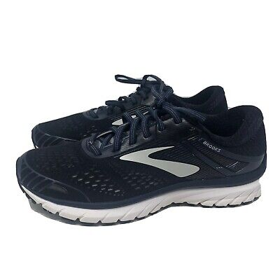 Brooks GTS 18 Men's Athletic Running Shoes Black 1102711D438 US Size 10
