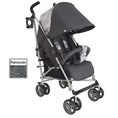 NEW MY BABIIE MB02 KATIE PIPER BELIEVE COLLECTION PUSHCHAIR STROLLER + RAINCOVER