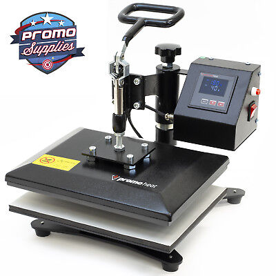 T-shirt Heat Press Sublimation Transfer Machine 12 X 10 Swing Away