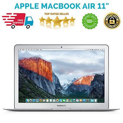 "Apple MacBook Air 11"" Core i5 1.6ghz 4GB 128GB (March 2015) B Grade Warranty"
