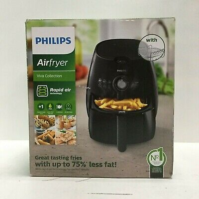 Phillips HD9226 Viva Collection Airfryer Rapid Air Technology 2.75 Quart