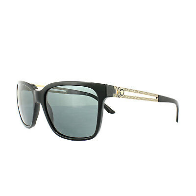 Versace Sunglasses 4307 GB1/87 Black Grey