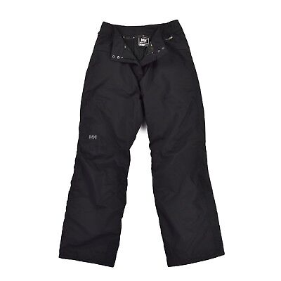 HELLY HANSEN Damen Skihose M/M schwarz Snowboard Helly-Tech 10000 mm Pants NEU