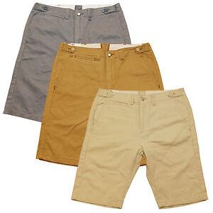 Levis-Shorts-Khaki-Gray-Flat-Front-Mens-Levis-29-30-31-32-33-34-36-38-40