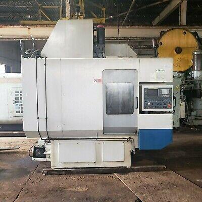 1999 Daewoo Dmv 400 Cnc Vertical Machining Center